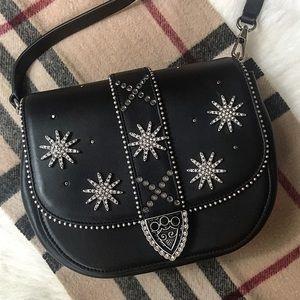 NWOT* Marc Jacobs Jane Leather Saddle Bag